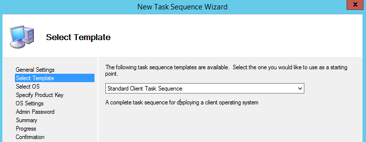 40 Task Sequence
