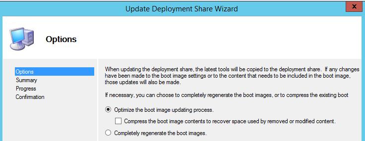 65 Update MDT Share