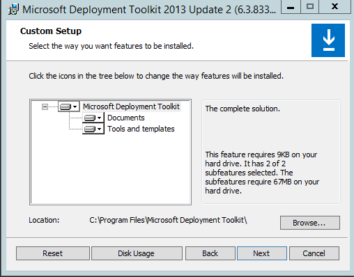 download microsoft deployment toolkit 2010