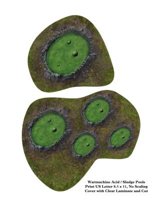 2D Warmachine Terrain Pieces – osdgeek
